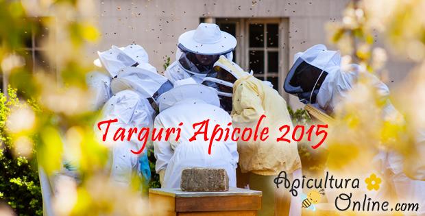 Targuri Apicole 2015