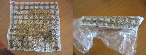 plasa colectare propolis